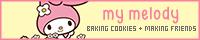 Baking Cookies & Making Friends